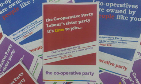 Co-op party booklets