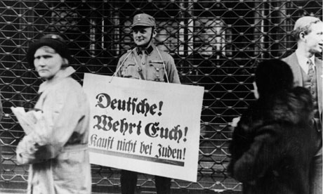 Nazi Picket 1933