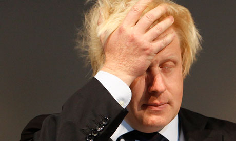 Boris Johnson - Diary