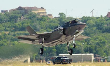 Lightning II jet