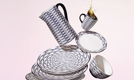 Sardine Run ceramics