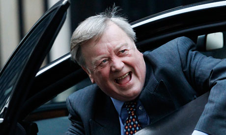 Ken Clarke, Tory politician