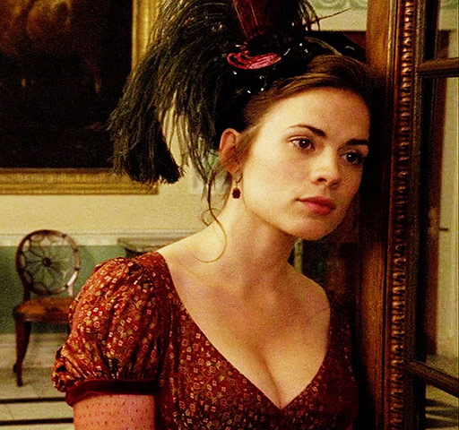 Hayley atwell mansfield park