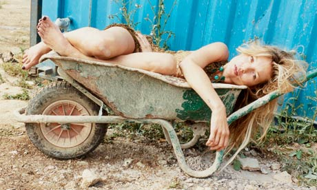 Kate Moss No.12 Glouceste 008 Juergen Teller: fame laid bare