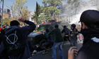 chile mapuche protests