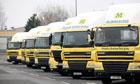 Morrisons trucks