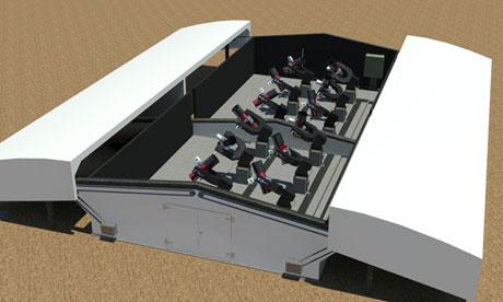 Next Generation Transit Survey telescopes