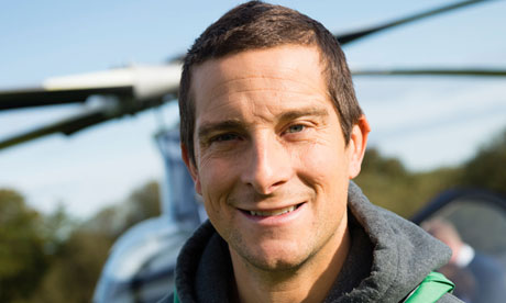bear grylls scouts new year