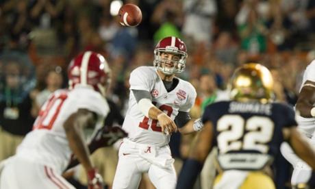 Alabama vs Notre Dame