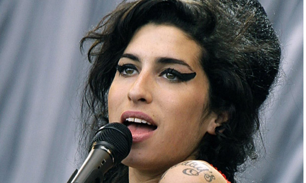 Amy Winehouse died of alcohol poisoning, second inquest ... Amy Winehouse