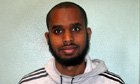 Ibrahim Magag, 28, absconded from a terrorism prevention and investigation measure notice
