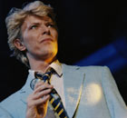 David Bowie's TV appearances: a history In time for a new Bowie documentary, Five Years, here's a comprehensive look at his small screen performances, from an ice lolly ad to his Extras cameo