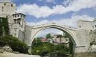The Old Bridge (Stari Most) in Mostar, Bosnia and Herzegovina