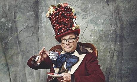 Hugh fruit: portrait