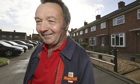 Paul Firmage, a postman who turned down Royal Mail shares as a matter of principle