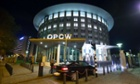 The OCPW headquarters in The Hague.
