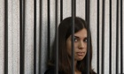 pussy riot detainee accuses russian authorities of imposing illegal isolation