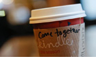 Starbucks Come Together campaign