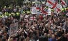 EDL rally