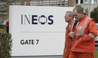 oil workers to strike stephen deans ineos