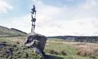 Standing Figure sculpture Henry Moore