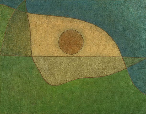 Paul Klee: Gaze of Silence, 1932