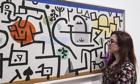 Paul Klee Tate Modern, London