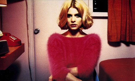 Nastassja Kinski in Paris Texas
