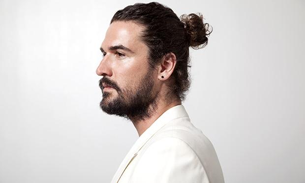 100 mens hairstyles 2015 2016 men styles pinterest - Mens Tied Back Hair Styles Newhairstylesformen2014 Com