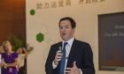George Osborne in China, 16 Oct 2013