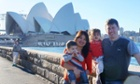 Rhodes family members who died in Lao plane crash