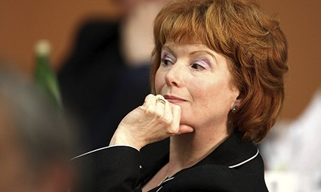 Hazel Blears intelligence and security committee