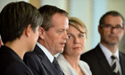 Bill Shorten Tanya Plibersek