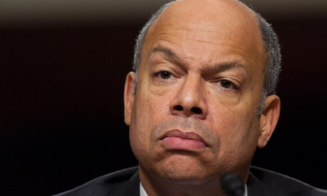 Jeh Johnson is a former general counsel at the Defense Department