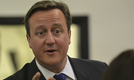 David Cameron should show 'leadership and courage', says influential Tory Charles Walker.