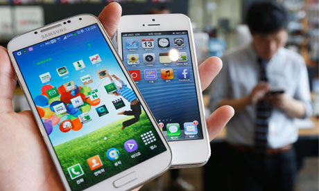 Mobile gaming smartphones