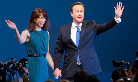 samantha cameron speech fashion