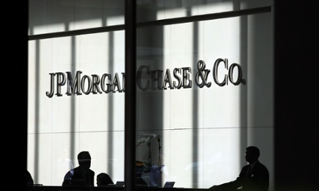 JP Morgan Chase is said to be close to a huge deal with the US government.