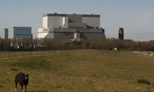 A deal has been announced today to build a new power station to replace Hinkley Point B (pictured)