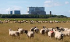 One of the existing nuclear power stations at Hinkley Point.
