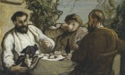 Lunch in the Country by Honore Daumier