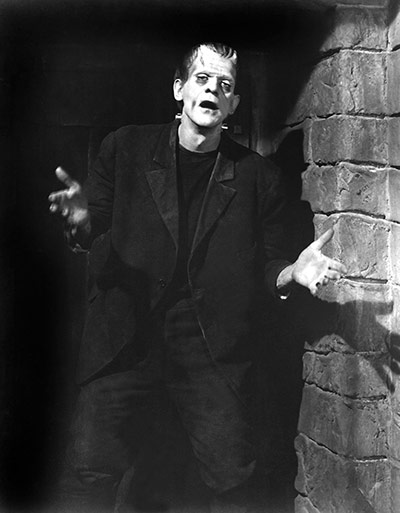The 10 best Gothic films: gothic films frankenstein 1931