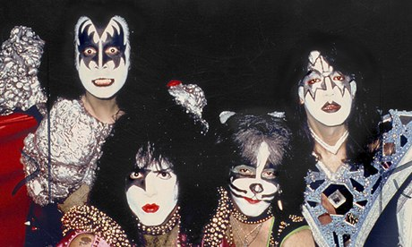 Kiss original line-up Simmons Stanley Criss Frehley