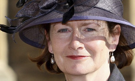 Dame Helen Ghosh, your fracking remark was ill-informed and incoherent