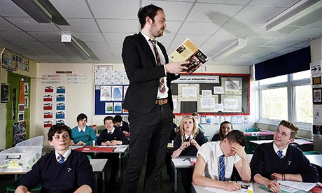 Educating Yorkshire's Mr Barton