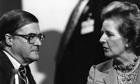 Kenneth Baker Margaret Thatcher