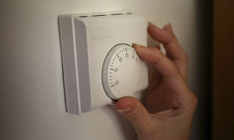 Use heating this winter, government says