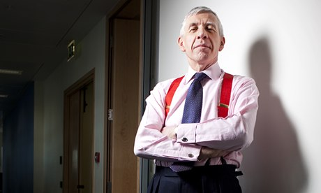 Jack Straw was first elected in 1979 and has stood in his Blackburn constituency in eight elections