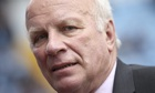 Greg Dyke, former BBC director-general and now chairman of the FA