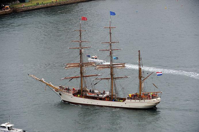 Tall ships: Tall ships